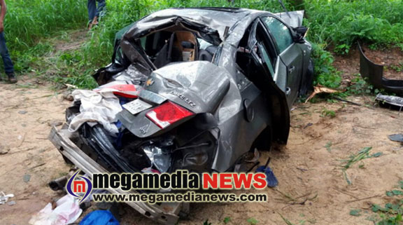Medical student dies in a road mishap; drink and drive alleged