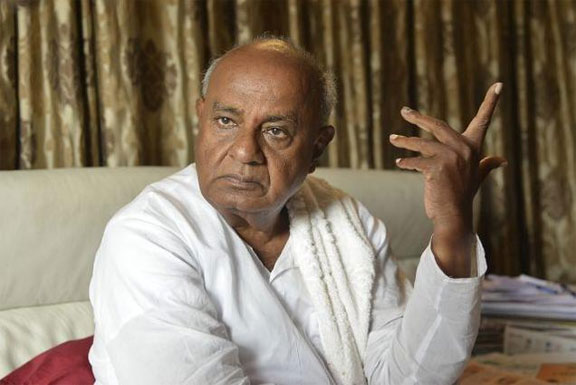 HD Devegowda